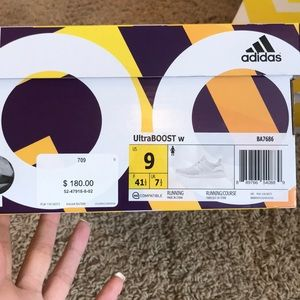 Shoes - White ultra boost